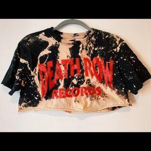 Death Row Records Tee!